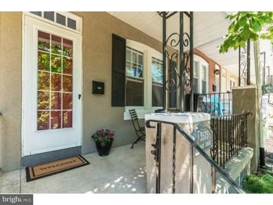3575 Calumet Street, Philadelphia, PA 19129 - MLS#: 1002030152
