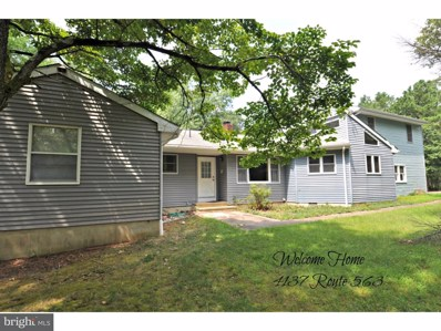 4137 Route 563, Woodland Twp, NJ 08088 - MLS#: 1002030344