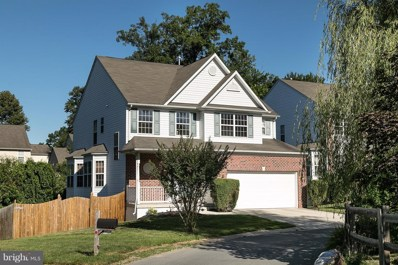 9619 Justin Lane, Laurel, MD 20723 - MLS#: 1002030618