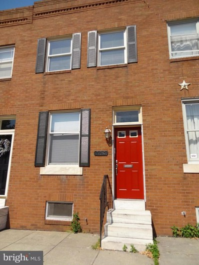 704 Lakewood Avenue UNIT A, Baltimore, MD 21224 - MLS#: 1002030676