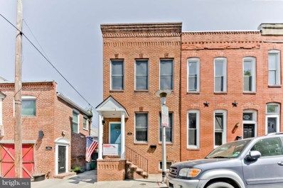 104 Gittings Street E, Baltimore, MD 21230 - MLS#: 1002030896