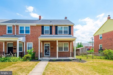 1265 Cedarcroft Road, Baltimore, MD 21239 - MLS#: 1002031396