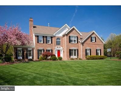 44 Oakwood Way, West Windsor, NJ 08550 - MLS#: 1002032260