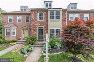 8024 Upperfield Court, Owings Mills, MD 21117 - MLS#: 1002035160