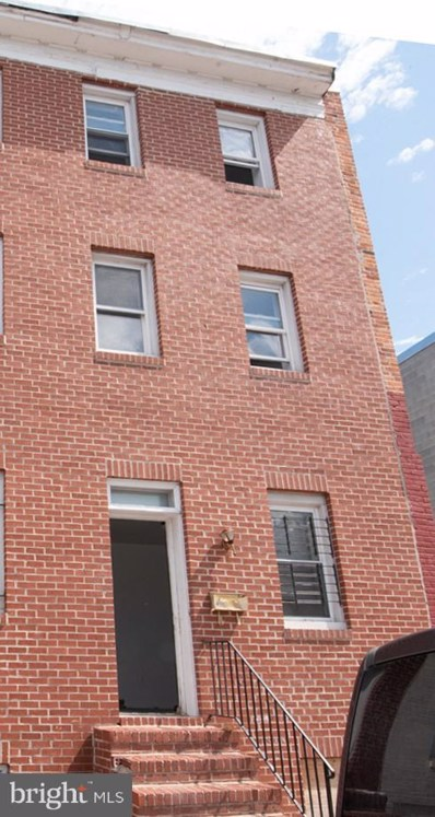 1812 McHenry Street, Baltimore, MD 21223 - MLS#: 1002035594