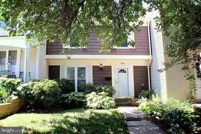 18106 Kitchen House Court, Germantown, MD 20874 - #: 1002035804