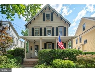 27 Colonial Avenue, Haddonfield, NJ 08033 - MLS#: 1002035994