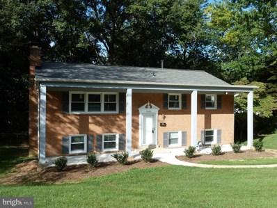9550 Old Creek Drive, Fairfax, VA 22032 - MLS#: 1002036116