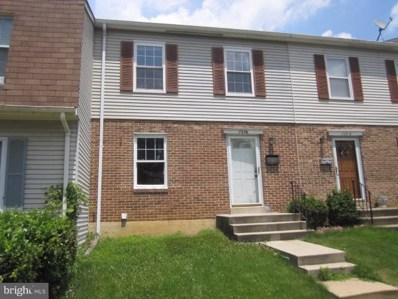 7306 Wood Hollow Terrace, Fort Washington, MD 20744 - MLS#: 1002037912