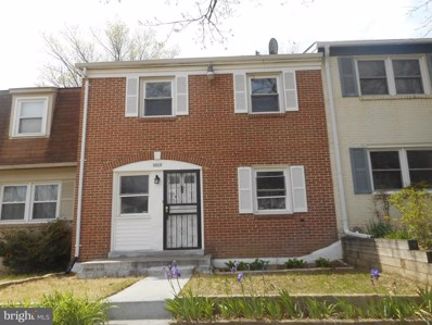 8809 Woodstock Drive W, Upper Marlboro, MD 20772 - MLS#: 1002038174