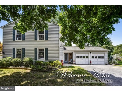 17 MacKenzie Lane, Plainsboro, NJ 08536 - MLS#: 1002038188