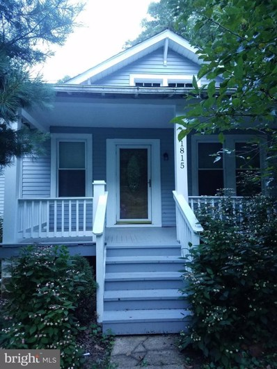 1815 Colonial Road, Baltimore, MD 21207 - MLS#: 1002038492