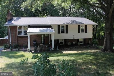 5 Woodland Terrace, Fredericksburg, VA 22405 - MLS#: 1002038804