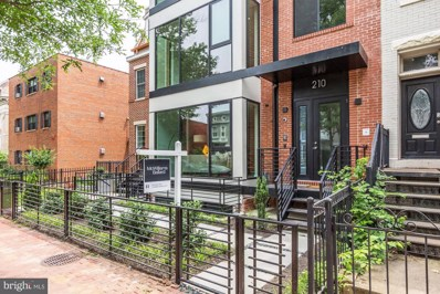 210 P Street NW UNIT UNIT 1, Washington, DC 20001 - #: 1002038838