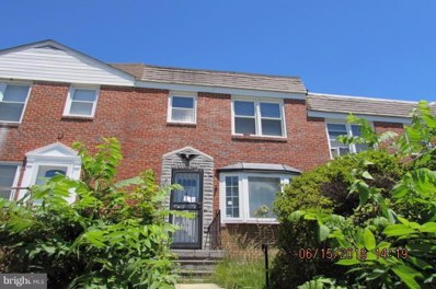 5455 Whitwood Road, Baltimore, MD 21206 - #: 1002039270