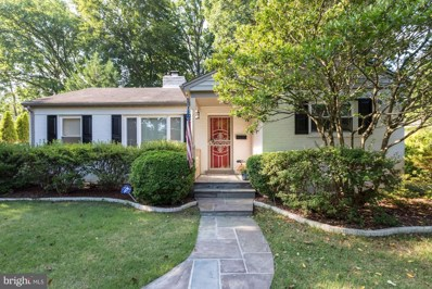 8406 Park Crest Drive, Silver Spring, MD 20910 - MLS#: 1002039498