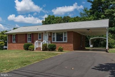 1309 Westview Drive, Fredericksburg, VA 22405 - MLS#: 1002039572