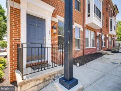 12 Exeter Street UNIT 140, Baltimore, MD 21202 - MLS#: 1002041098