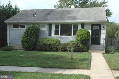 1603 Burris Road, Rockville, MD 20851 - MLS#: 1002041370