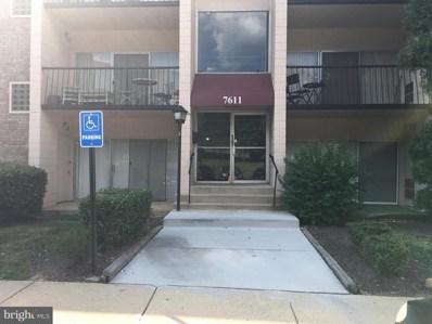 7611 Fontainebleau Drive UNIT 2224, New Carrollton, MD 20784 - MLS#: 1002041804
