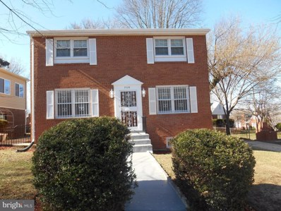 3528 Highwood Drive SE, Washington, DC 20020 - MLS#: 1002041854