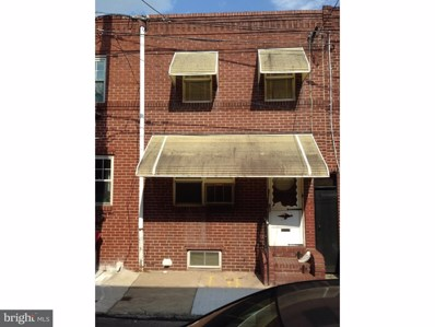 1231 S Warnock Street, Philadelphia, PA 19147 - MLS#: 1002042034