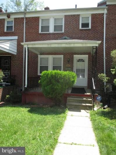 5507 Hillen Road, Baltimore, MD 21239 - MLS#: 1002044838