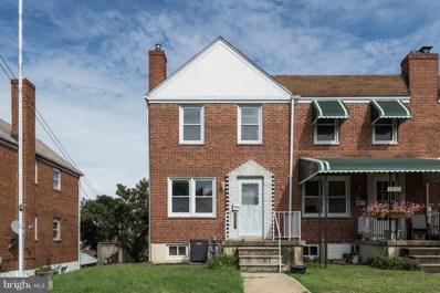 1915 Eastfield Road, Baltimore, MD 21222 - MLS#: 1002047054
