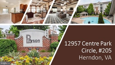 12957 Centre Park Circle UNIT 205, Herndon, VA 20171 - #: 1002047510