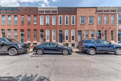 1009 Riverside Avenue, Baltimore, MD 21230 - MLS#: 1002047646