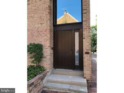 323 S 2ND Street UNIT 8C, Philadelphia, PA 19106 - MLS#: 1002047996