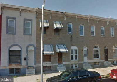 2618 Oliver Street E, Baltimore, MD 21213 - MLS#: 1002048172