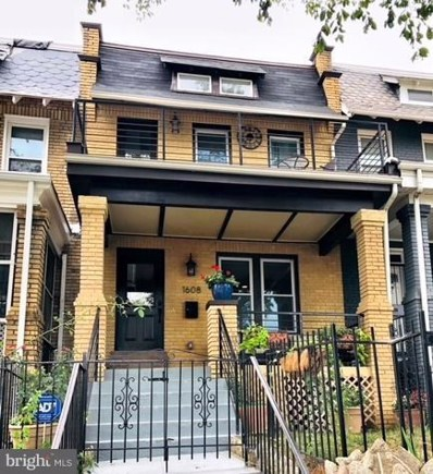 1608 Trinidad Avenue NE, Washington, DC 20002 - MLS#: 1002048228
