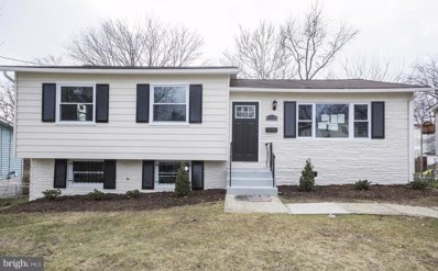 6708 Hastings Drive, Capitol Heights, MD 20743 - MLS#: 1002048376