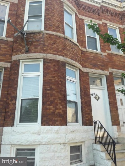 2236 Ruskin Avenue, Baltimore, MD 21217 - MLS#: 1002048612