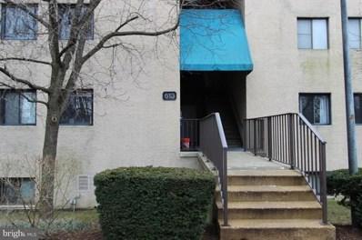 613 Oakland Hills Court UNIT 101, Arnold, MD 21012 - MLS#: 1002048744