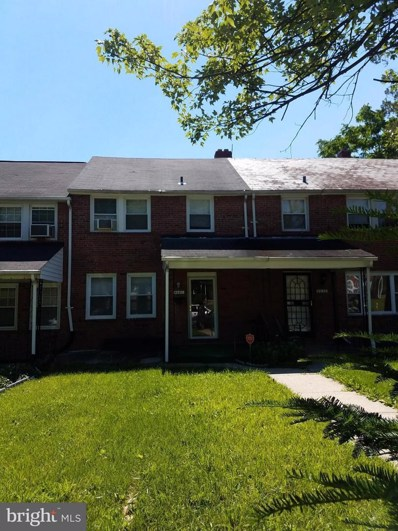 4641 Marble Hall Road, Baltimore, MD 21239 - MLS#: 1002054010