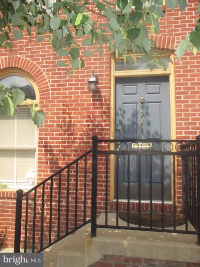 800 Charles Street S, Baltimore, MD 21230 - MLS#: 1002055632