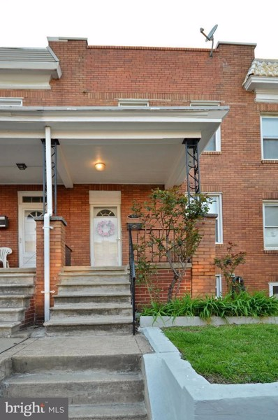 632 Savage Street, Baltimore, MD 21224 - #: 1002055998