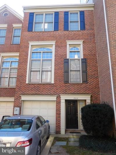 1904 Daniel Street N, Arlington, VA 22201 - MLS#: 1002056120