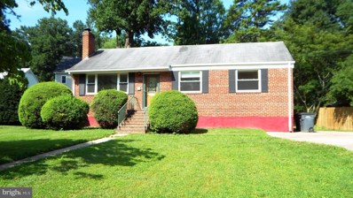 7307 Hughes Court, Falls Church, VA 22046 - MLS#: 1002056224