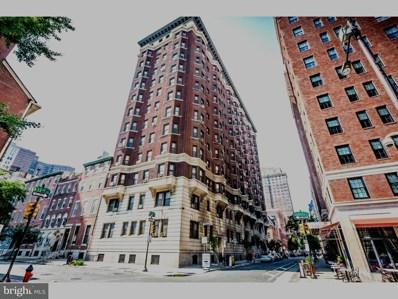 250 S 13TH Street UNIT 4A, Philadelphia, PA 19107 - #: 1002056324