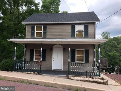 310 Hudsondale Street, Weatherly, PA 18255 - MLS#: 1002056368