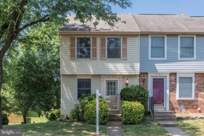 3754 Sudley Ford Court, Fairfax, VA 22033 - MLS#: 1002056560