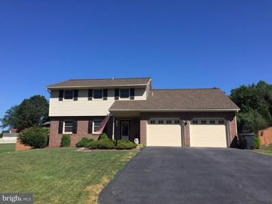 414 S Cope Hill Drive, Manheim, PA 17545 - #: 1002057348