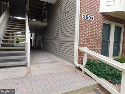 3804 Ridge Knoll Court UNIT 8, Fairfax, VA 22033 - MLS#: 1002057548
