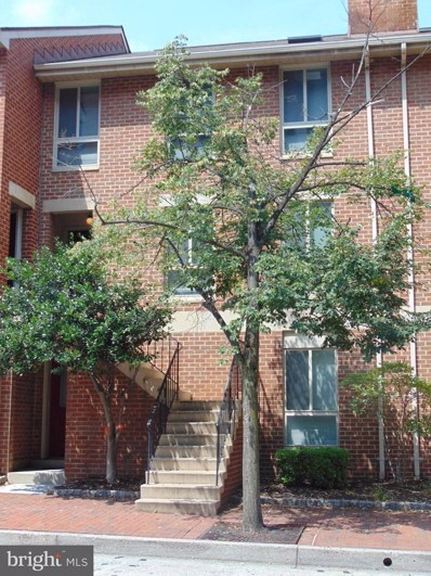 650 Charles Street S UNIT R16, Baltimore, MD 21230 - MLS#: 1002057706