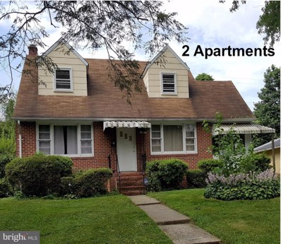 37 Willow Avenue, Towson, MD 21286 - MLS#: 1002058026
