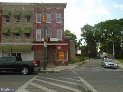 2600 Frederick Avenue, Baltimore, MD 21223 - MLS#: 1002058560
