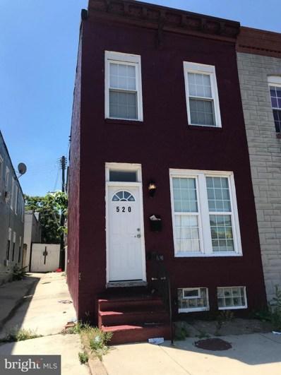 520 Collington Avenue, Baltimore, MD 21205 - MLS#: 1002059738